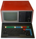 Cifer 1887-G Red computer system
