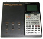 Casio FX-8500G calculator & FA-80 Interface