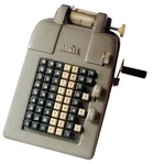Adwel W504 Full-keyboard Adding Machine
