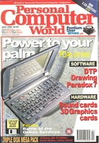 Personal Computer World - April 1996