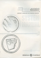 GE/PAC 4020 System Manual