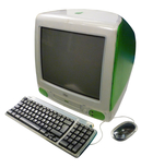 Apple iMac G3 (Tray Loading, Lime)