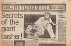 Daily Mail - 'Computer Mail' Supplement, 1985