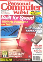 Personal Computer World - March 1996