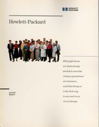 Hewlett-Packard Annual Reports 1967 to 2006