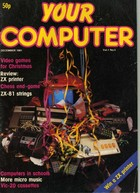 Your Computer - December 1981