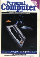 Personal Computer World - October 1980