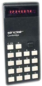 Sinclair Cambridge Type 3