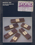 Z80 Microcomputer Data Book