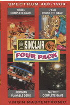 Your Sinclair No 1 Four Pack