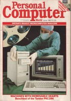 Personal Computer World - June 1987