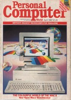 Personal Computer World - April 1987