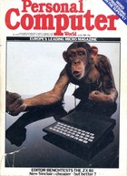 Personal Computer World - June 1981