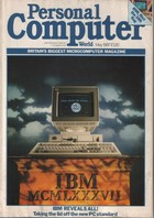 Personal Computer World - May 1987