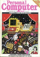 Personal Computer World - April 1981