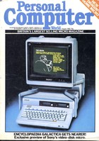 Personal Computer World - August 1982