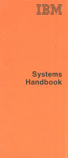 IBM Systems Handbook Pocket Size