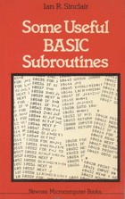 Some useful BASIC subroutines