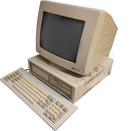 Amstrad PC1640 HD30