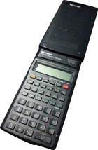 Sharp EL-531LH Electronic Calculator
