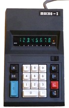 Macro-I Electronic Calculator
