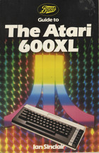 Guide to the Atari 600XL