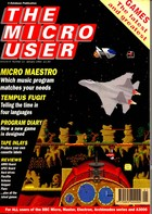 The Micro User - January 1991 - Vol 8 No 11