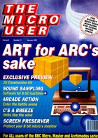 The Micro User - January 1992 - Vol 9 No 11