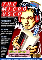 The Micro User - August 1990 - Vol 8 No 6