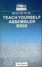 Teach Yourself Assembler 6502
