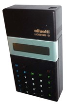 Olivetti Logos 9 printing calculator
