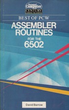 Assembler Routines for the 6502
