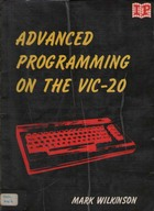 Advanced programming on the VIC-20