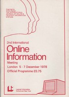 2nd International Online Meeting 1978 Programme