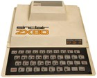 Sinclair ZX80 Updated to ZX81