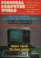Personal Computer World - September 1978