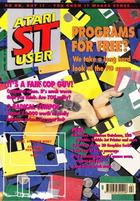 Atari ST User - April 1991