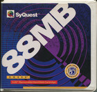 SyQuest 88MB Removable Hard Disk Cartridge