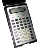 TI-30 LCD scientific calculator