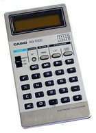 Casio AQ-1000 Calculator