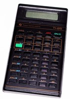 TI-25 Scientific Calculator