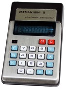 Decimo Vatman Mini II Electronic Calculator