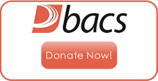 Bacs - Donate Now!