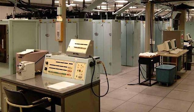 Ferranti FM1600 B - Computer - Computing History