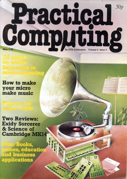 Стив Возняк, интервью 1979 года. Practical Computing - May 1979 - Magazine - Computing History