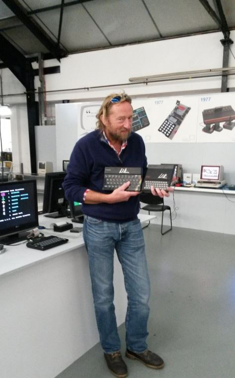 Rick Dickinson - Computing History