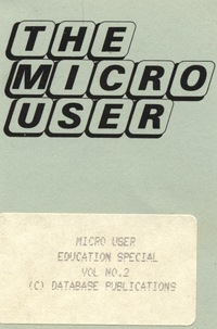 Micro User - Education Special Vol.2
