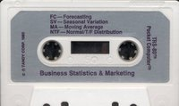 Business Statistics & Marketing