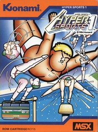 Hyper Sports 1 (Cartridge)