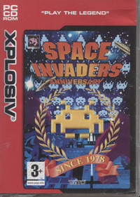 Space Invaders Anniversary (Xplosiv)